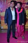 Mushtaq Sheikh and Soumik Sen During The Premiere of Movie 'Gulaab Gang'