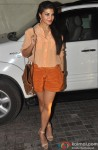 Jacqueline Fernandez During The Premiere of Movie 'Gulaab Gang'