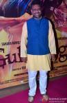 Anubhav Sinha During The Premiere of Movie 'Gulaab Gang'