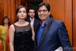Dia Mirza attends Vashu Bhagnani's party to celebrates 25 Movies in Bollywood