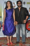 Maria Goretti and Arshad Warsi attend Vashu Bhagnani's party to celebrates 25 Movies in Bollywood