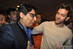 Hrithik Roshan attends Vashu Bhagnani's party to celebrates 25 Movies in Bollywood