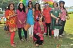 Tara Sharma celebrates Holi with Cancer patients Pic 3