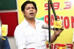 Ankit Tiwari during the promotion of film 'Kaanchi' at Radio Mirchi