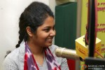 Singer Anwesha during the promotion of film 'Kaanchi' at Radio Mirchi