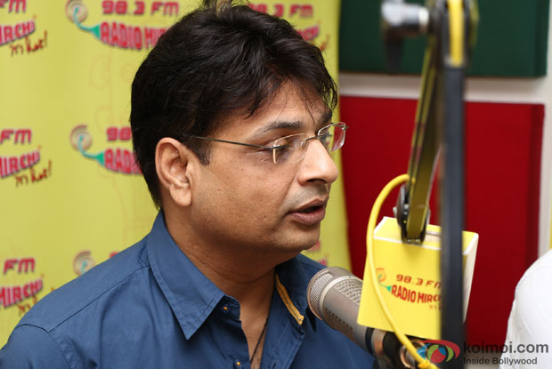 Mishti during the promotion of film 'Kaanchi' at Radio Mirchi
