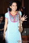 Kangana Ranaut Promote 'Queen' In A Popular Mumbai Lounge Pic 1