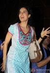 Kangana Ranaut Promote 'Queen' In A Popular Mumbai Lounge Pic 2