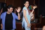 Kangana Ranaut and Vikas Bahl Promotes 'Queen' In A Popular Mumbai Lounge Pic 5