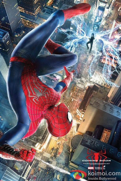 'The Amazing Spider Man 2' Movie poster