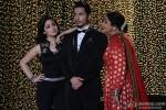 Yami Gautam, Ali Zafar and Kirron Kher in Total Siyapaa Movie Stills Pic 2