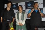 Kartik Aaryan, Mishti and Subhash Ghai Trailer Launch of 'Kaanchi' Pic 2