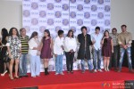 Shreya Narayan, Gufi Paintal, Smita Jaykar, Madalasa Sharma, Kaushik Ghatak, Rajeev Khandelwal, Bhaumik Sampat, Puja Gupta, Ravi Jhankal, Rajniesh Duggal during the trailer launch of 'Samrat & Co.'