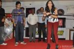 Varun Dhawan and Nargis Fakhri Promote Main Tera Hero Pic 1