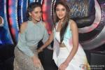 Nargis Fakhri and Ileana DCruz Promote Main Tera Hero
