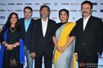 Jugal Hansraj, Rakeysh Omprakash Mehra, Vidya Balan and Rajkumar Hirani At IFFM Awards