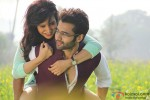 Neha Sharma and Jackky Bhagnani in Youngistaan Movie Stills Pic 4