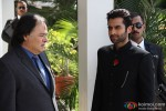 Farooque Sheikh and Jackky Bhagnani in Youngistaan Movie Stills