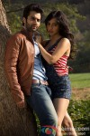 Jackky Bhagnani and Neha Sharma in Youngistaan Movie Stills Pic 2