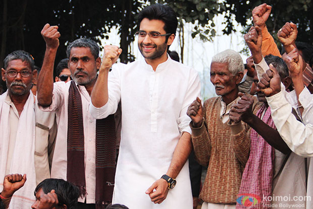 Jackky Bhagnani in a still from movie 'Youngistaan'