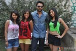 Jackky Bhagnani during the promotion of 'Youngistaan' on the sets of 'Dil Dosti Dance' Pic 5