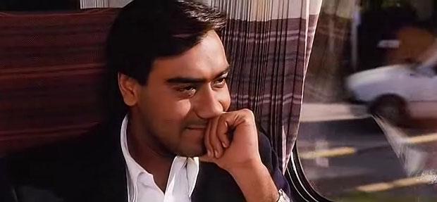 Ajay Devgn in a still from movie 'Hum Dil De Chuke Sanam'