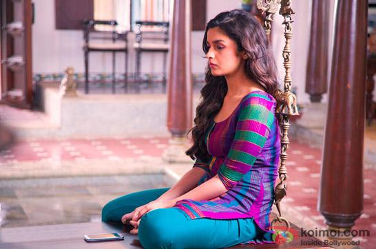 Alia Bhatt in a still from movie '2 States'