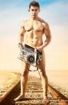 Aamir Khan's Sexy Almost Nude Look