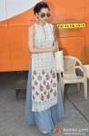 Kangana Ranaut attends Revolver Rani's press meet in Mumbai Pic 2