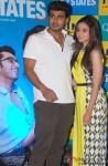Arjun Kapoor and Alia Bhatt during the promotion of film '2 States' in Kolkata Pic 3