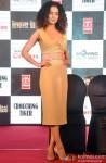 Kangana Ranaut during the press meet of film 'Revolver Rani' Pic 1