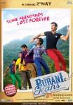 Aditya Seal, Izabelle Leite and Tanuj Virwani starrer Purani Jeans Movie Poster 3