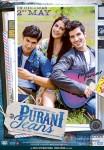 Aditya Seal, Izabelle Leite and Tanuj Virwani starrer Purani Jeans Movie Poster 6