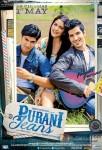 Aditya Seal, Izabelle Leite and Tanuj Virwani starrer Purani Jeans Movie Poster 1