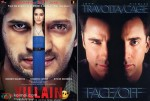 Ek Villain and Face/Off: Fill In The Blanks.. Now Nothing Looks Similar!