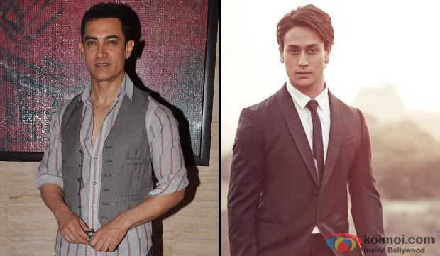 Aamir Khan and Tiger Shroff