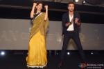 Deepika Padukone and Ranbir Kapoor at Indian Of The Year Awards ceremony