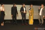 Kangana Ranaut, Vikram Chandra, Ranbir Kapoor, Deepika Padukone and Aamir Khan at Indian Of The Year Awards ceremony