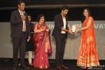 Ranbir Kapoor and Soundarya Rajinikanth at Indian Of The Year Awards ceremony