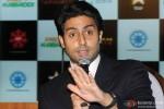 Abhishek Bachchan attends Pro-Kabaddi Press Meet Pic 3