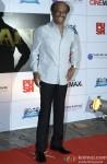 Rajinikanth during the launch of 'Kochadaiiyaan' Hindi trailer