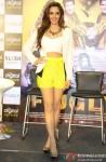 Kiara Advani during the trailer launch of film 'Fugly'