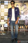 Vijendra Singh during the trailer launch of film 'Fugly'