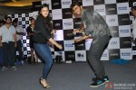 Alia Bhatt and Arjun Kapoor during the promotion of film '2 States' in Thane Pic 3