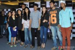 Arjun Kapoor and Alia Bhatt during the promotion of film '2 States' in Thane Pic 2