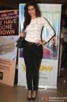 Karishma Tanna at the special screening of Marathi film 'Yellow'