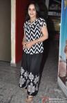 Mrinal Kulkarni at the special screening of Marathi film 'Yellow'