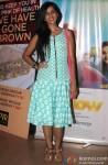 Krishika Lulla at the special screening of Marathi film 'Yellow'