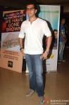 Ritesh Sidhwani at the special screening of Marathi film 'Yellow'