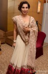 Sophie Choudry during the Manish Malhotra's show Men For Mijwan